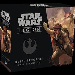 Star Wars Legion: Rebel Troopers Unit