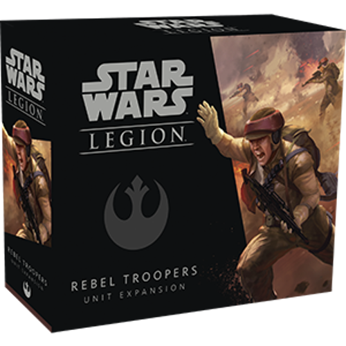 Star Wars Legion: Rebel Troopers Unit