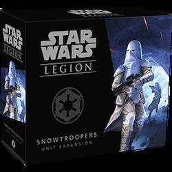 Star Wars Legion: Snowtroopers Unit