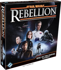Star Wars: Rebellion - Rise of the Empire (Expansion)