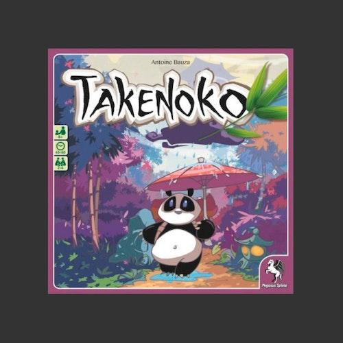 Takenoko - SVENSKA, DANSK, NORSK