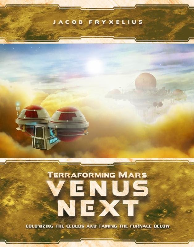 Terraforming Mars: Venus Next (expansion)