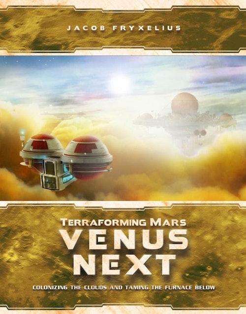 Terraforming Mars: Venus Next (expansion)