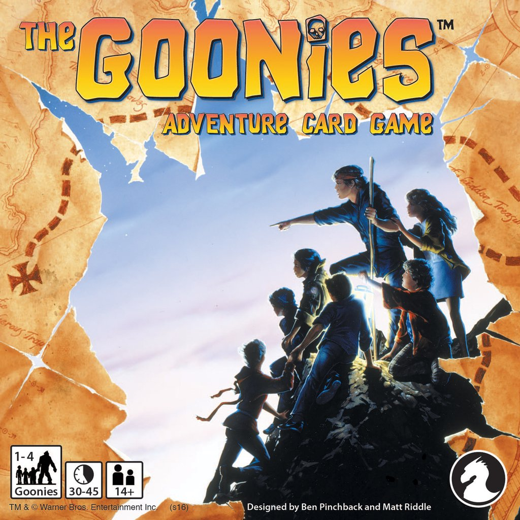THE GOONIES: Adventure Card Game