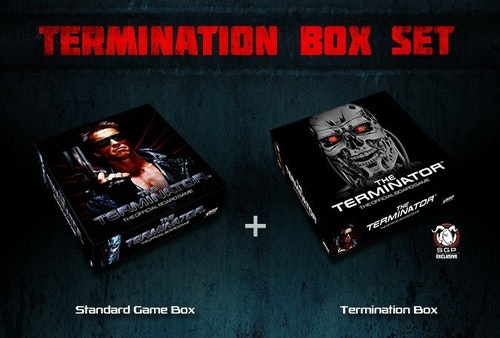 The Terminator: The Official Board Game Kickstarter Pre-Order