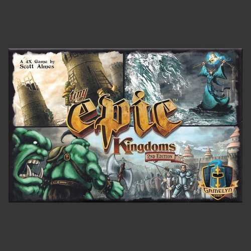 Tiny Epic Kingdoms (2nd Edition)