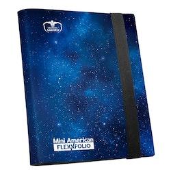 U.G.  Mini American 9-Pocket FlexXfolio Mystic Space