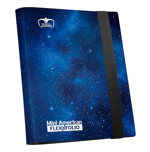 U.G.  Mini American 9-Pocket FlexXfolio Mystic Space