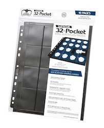 U.G. 32-pocket Mini American Pages (10 pages)