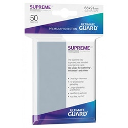 U.G. Supreme UX Sleeves Standard Card Game Size (5