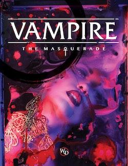 Vampire: The Masquerade 5th Ed Core Book Hardback