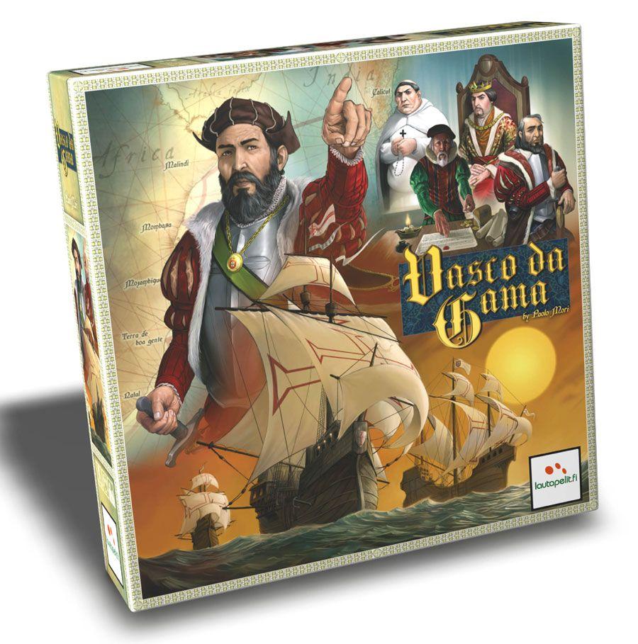 Vasco da Gama (Svenska)