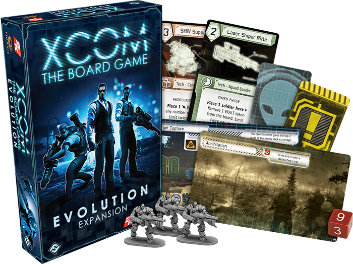 XCOM: Evolution