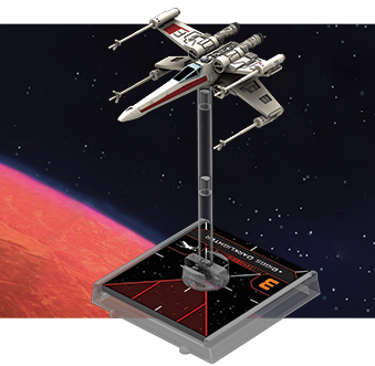 X-Wing (2nd Ed):  T-65 X-Wing Expansion Pack