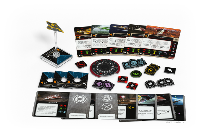 X-Wing (2nd Ed): Delta-7 Aethersprite