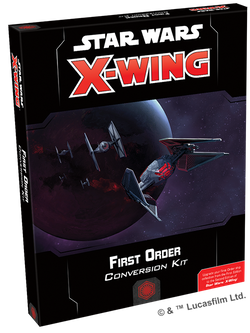 X-Wing (2nd Ed): First Order Conversion Kit
