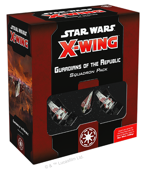 X-Wing (2nd Ed): Guardians of the Republic