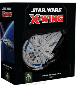 X-Wing (2nd Ed): Lando's Millennium Falcon
