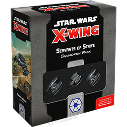 X-Wing (2nd Ed): Servants of Strife