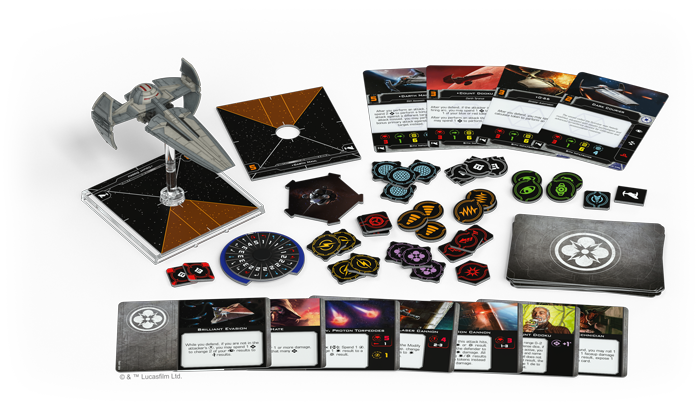 X-Wing (2nd Ed): Sith Infiltrator