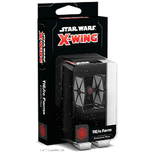 X-Wing (2nd Ed): TIE/fo Fighter Expansion