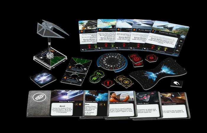 X-Wing (2nd Ed): TIE/sk Striker