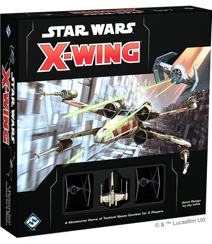 X-Wing 2nd Edition Core Set