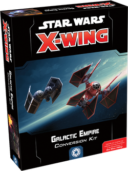 X-Wing 2nd Edition: Galactic Empire Conversion Kit
