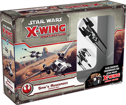 X-Wing: Saw's Renegades Expansion