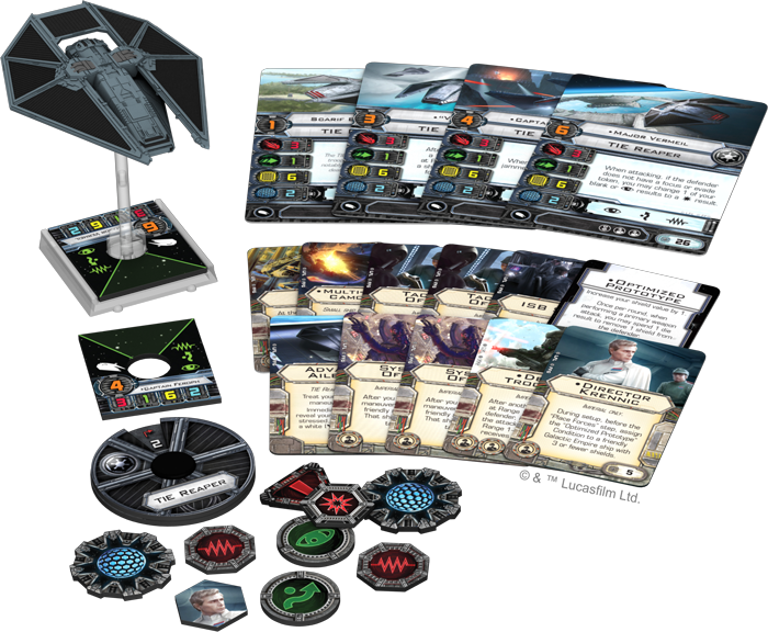 X-Wing: TIE Reaper Expansion