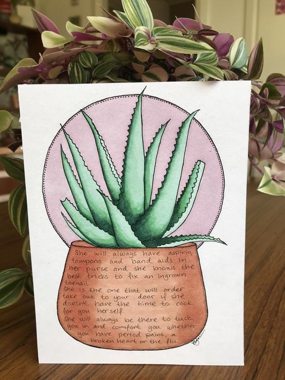 Växtvän Aloe vera