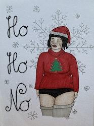 Ho, ho, no