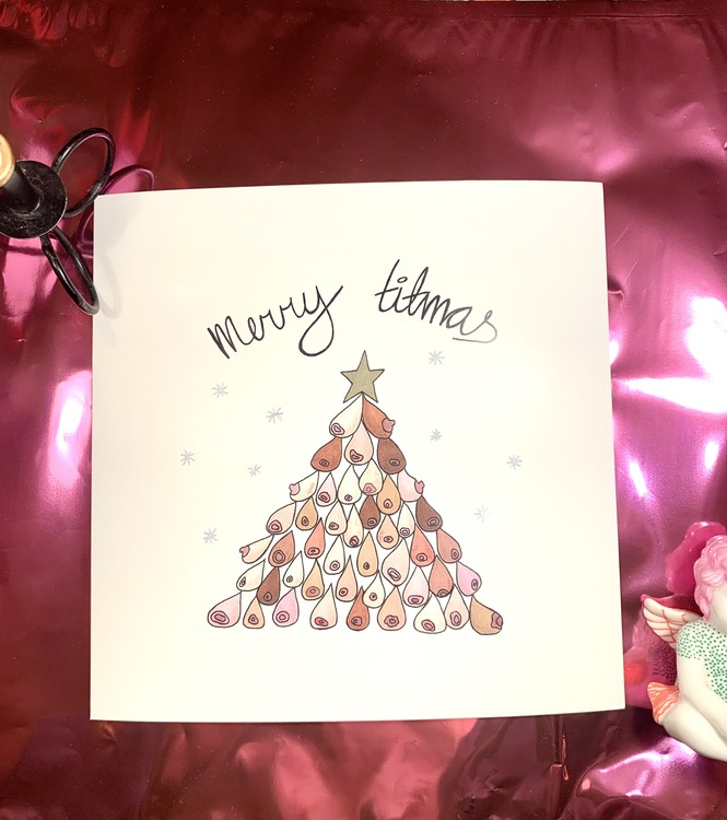 Merry titmas