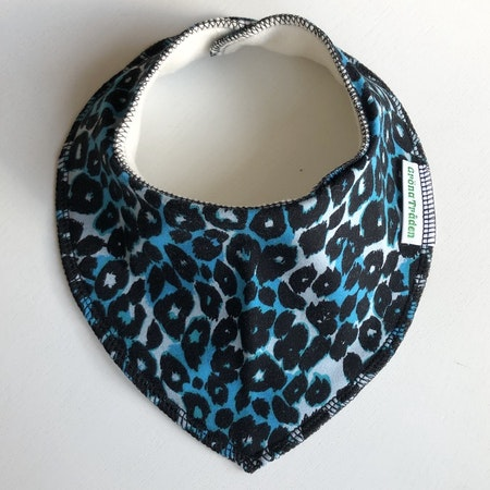 EKO Dregglis blå leopard