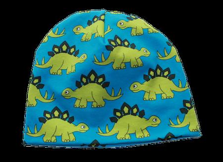 OEKO-TEX  Mössa med dinosaurier
