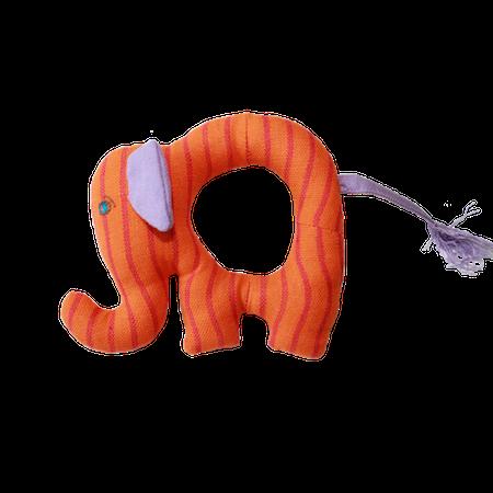 FAIRTRADE  Bebisleksak - elefant