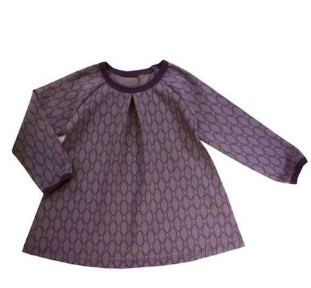 EKO  Lila klänning