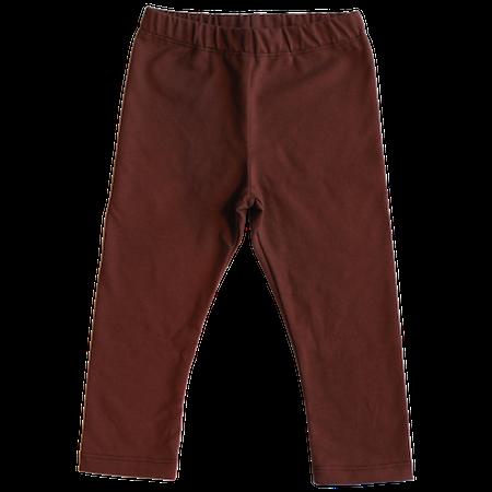 EKO  Leggings, brun
