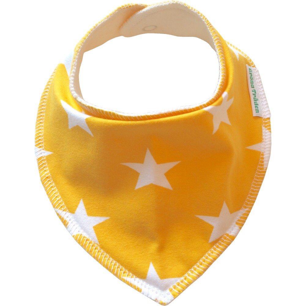 EKO  Dregglis, gul med vita stjärnor