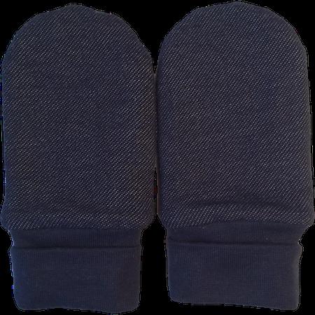EKO  Vantar i jeanslook, med ullfoder
