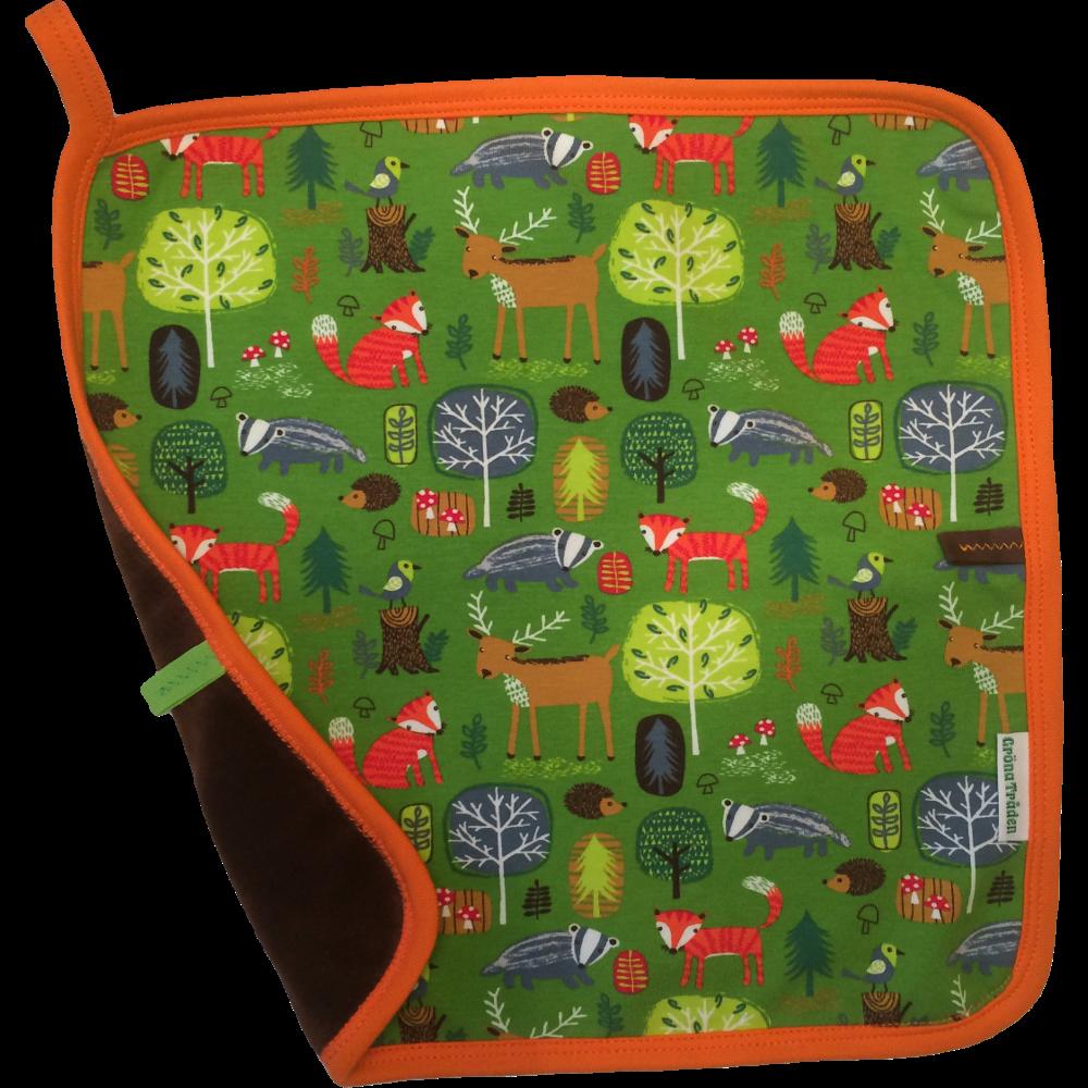 EKO  Snuttefilt, Grön skog