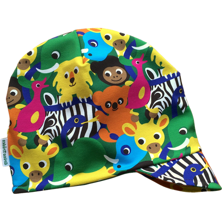 EKO Meps - kepsmössa - Färgglada djur