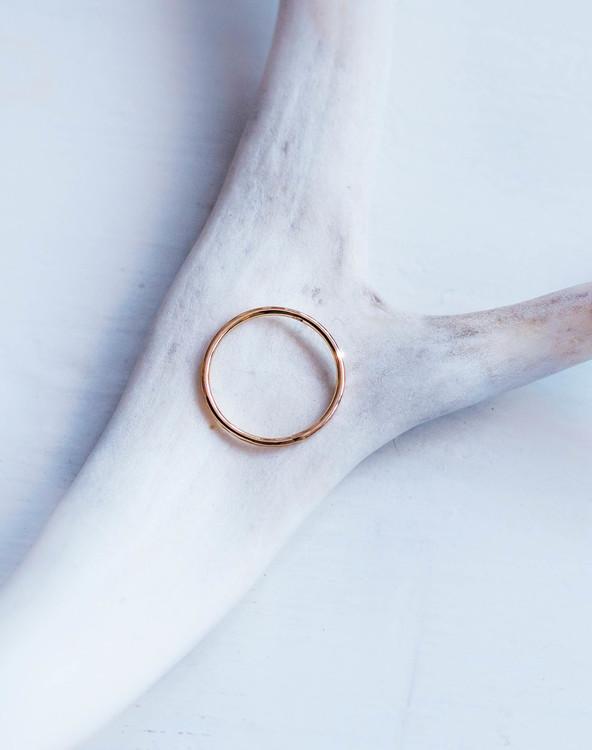 ''Polarcirkeln'' 18k Gold Ring
