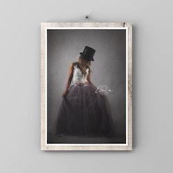 "Artprint ""Lavender"" flera storlekar"