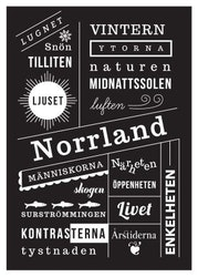 """Norrland"" A3"