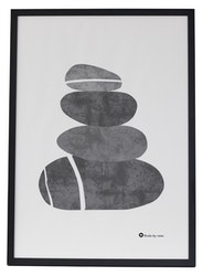 "Poster "" Rock Towel"""