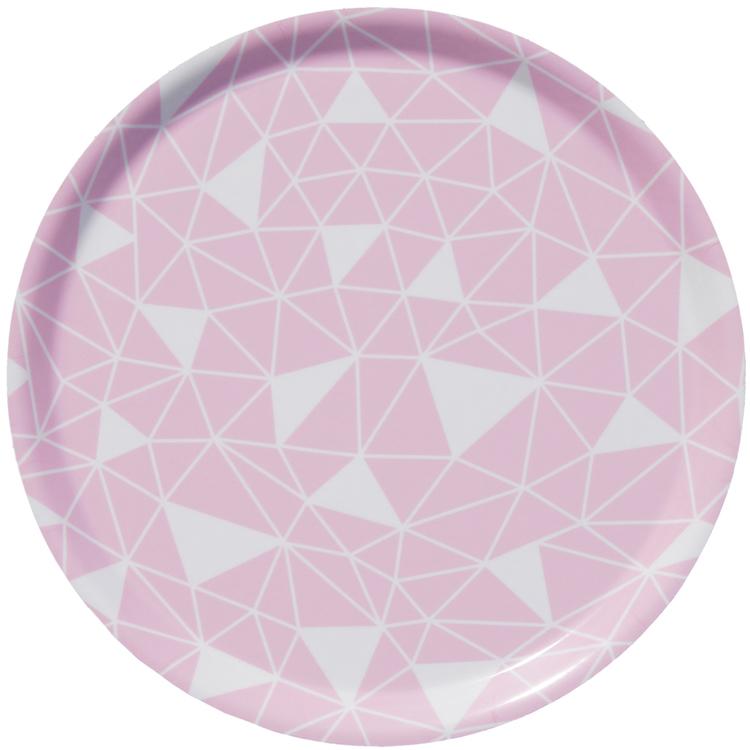 Runda Triangeldrama Rosa