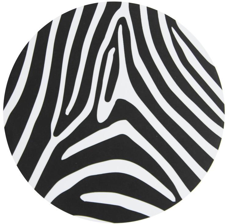 Grytunderlägget Zebra