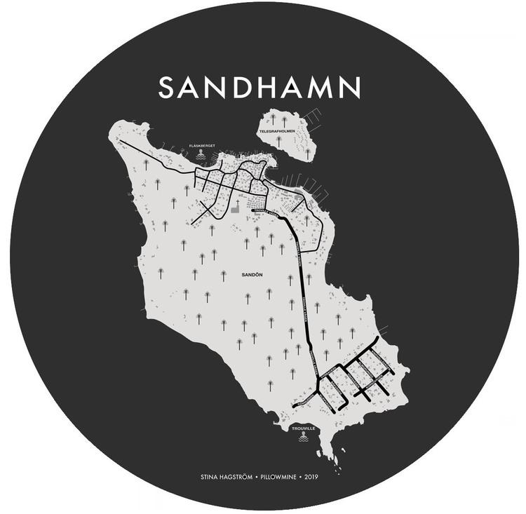 Grytunderlägget Sandhamn