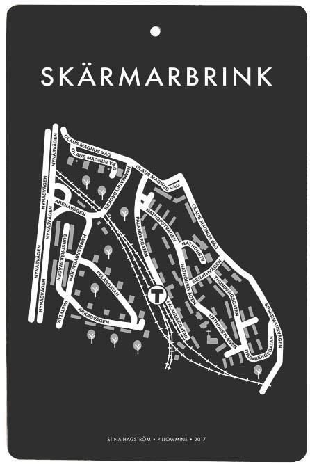 Skärbrädan Skärmabrink